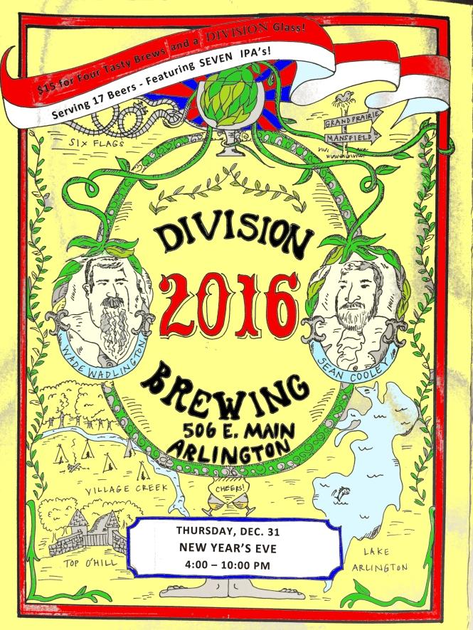 Division Almanac